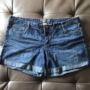 Junior jean shorts